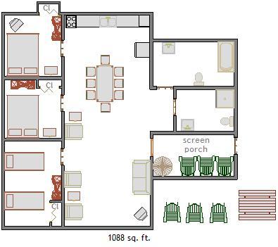 cottage-1-floorplan