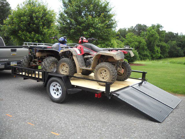 ATV Trailer Parking
