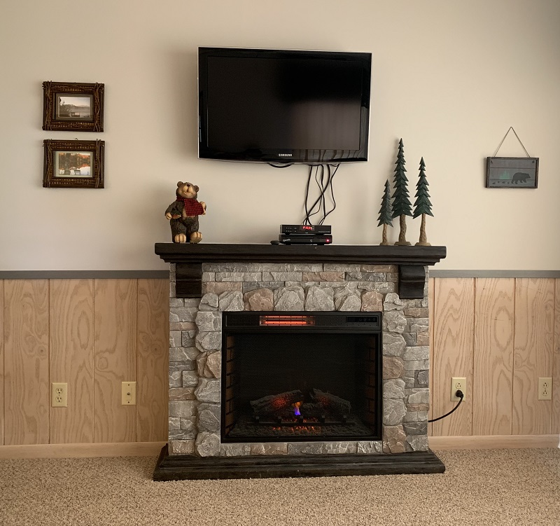 10-A Fireplace