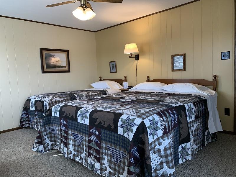 Condo C Bedroom
